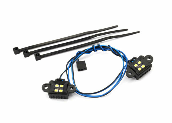 LED Light Harness, Rock Lights, TRX-6 (Requires #8026X For Complete Rock Light Set)