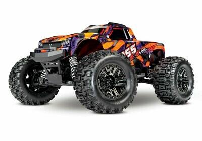 Traxxas Hoss 4x4 VXL 3S (TQi/No Batt or Charger) TRX90076-4