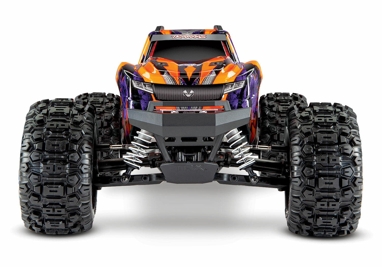 Traxxas Hoss 4x4 VXL 3S (TQi/No Batt or Charger)