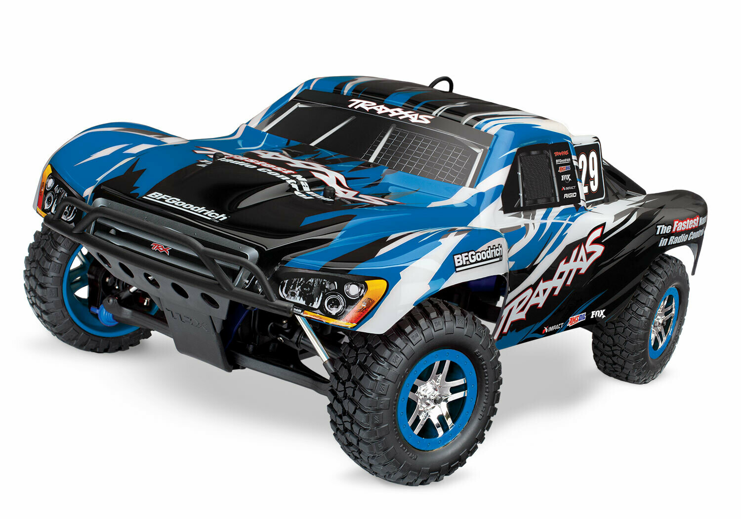 Traxxas Slayer Pro 4x4 Nitro Short Course Racing Truck (+ TQi, TSM, TRX3.3)