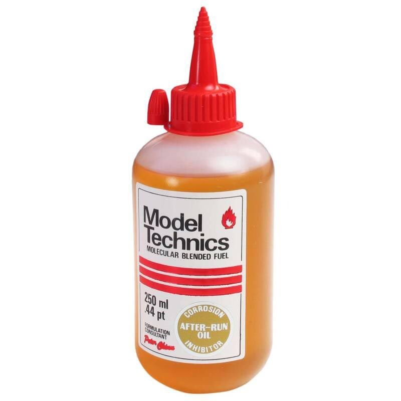 Model Technics After Run Oil 1/4L