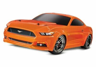 Traxxas Ford Mustang GT XL-5 (TQ/No Batt/No Chg) TRX83044-4