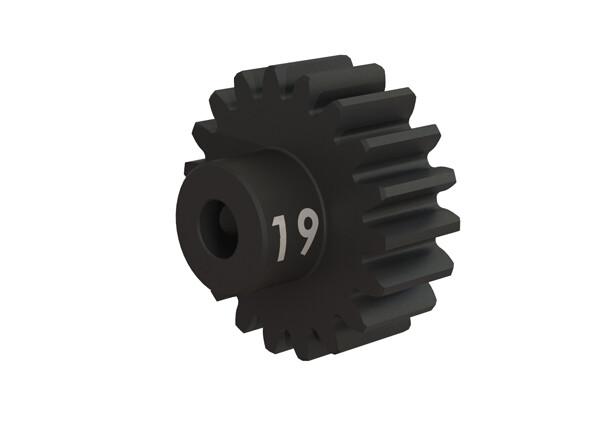 Gear, 19-T Pinion (32-p), Heavy Duty (Machined, Hardened Steel)/ Set Screw
