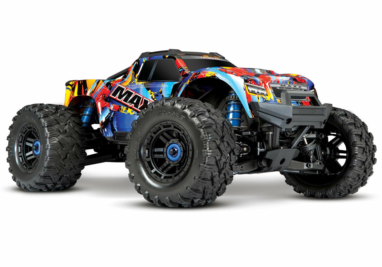 Traxxas Maxx 1/10 4WD VXL (TQi, TSM, No Batt, No Chgr)