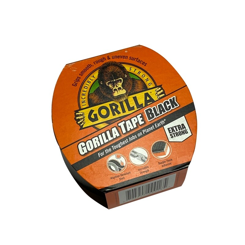Gorilla Tape® Black 11m x 48mm