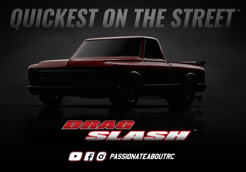 Traxxas Drag Slash Information Coming Soon Price TBC