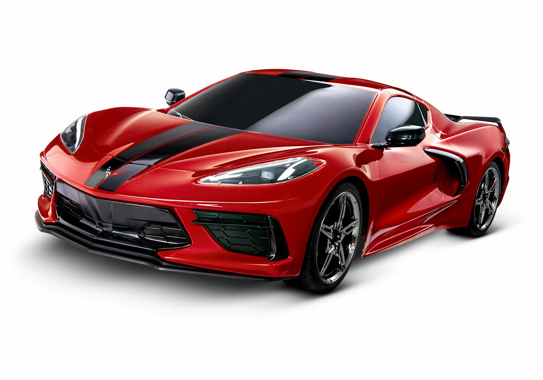 Traxxas Chevrolet Corvette Stingray Coming Soon Price TBC