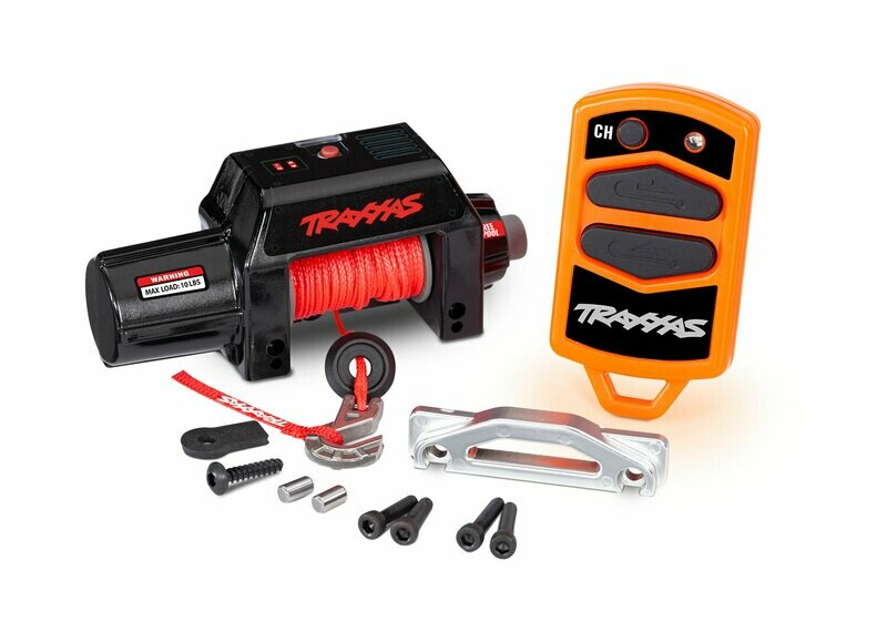 Traxxas Pro Scale Winch With Remote
