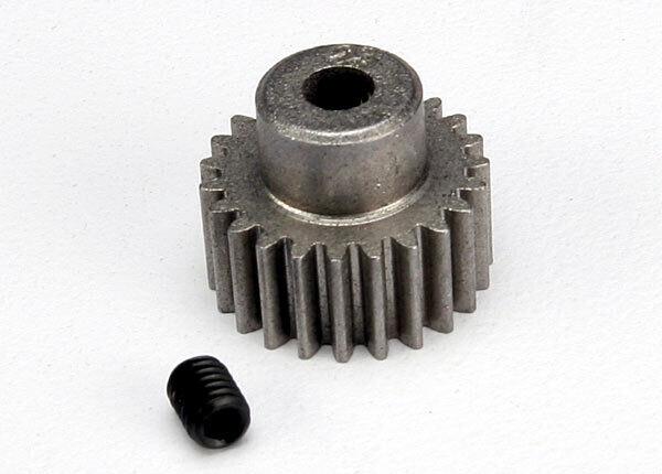 Gear, 23-T Pinion (48-Pitch)/Set Screw