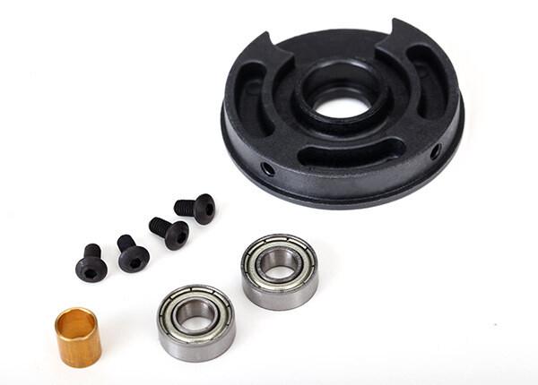 Rebuild Kit, Velineon® 3500 and 540XL (Includes Plastic Endbell, 5x11x4mm Ball Bearings (2), 2.5x5mm BCS (With Threadlock) (4), Rear Bushing)