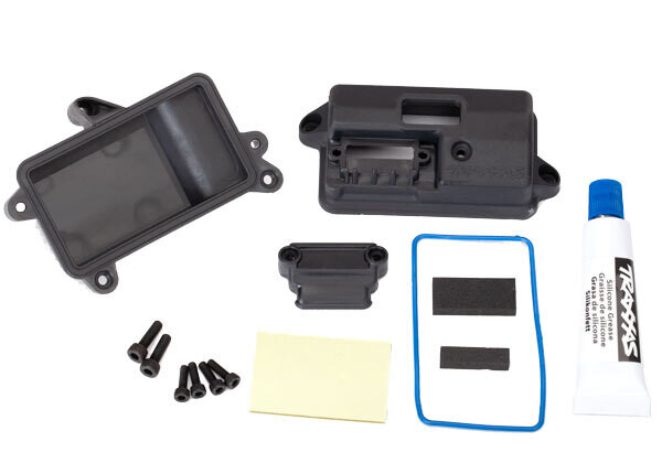 Box, Receiver (Sealed)/Foam Pad/2.5x8mm CS (4)/3x10mm CS (2)
