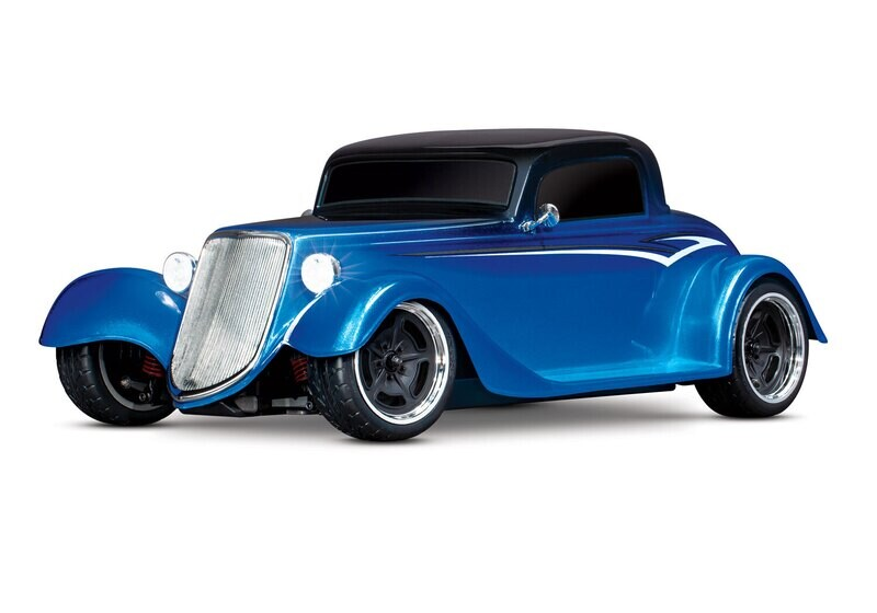 Traxxas '33 Hot Rod Coupe Coming Soon Price TBC