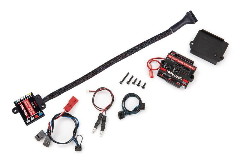 Traxxas Pro Scale® Advanced Lighting Control System For TRX-4 & TRX-6*