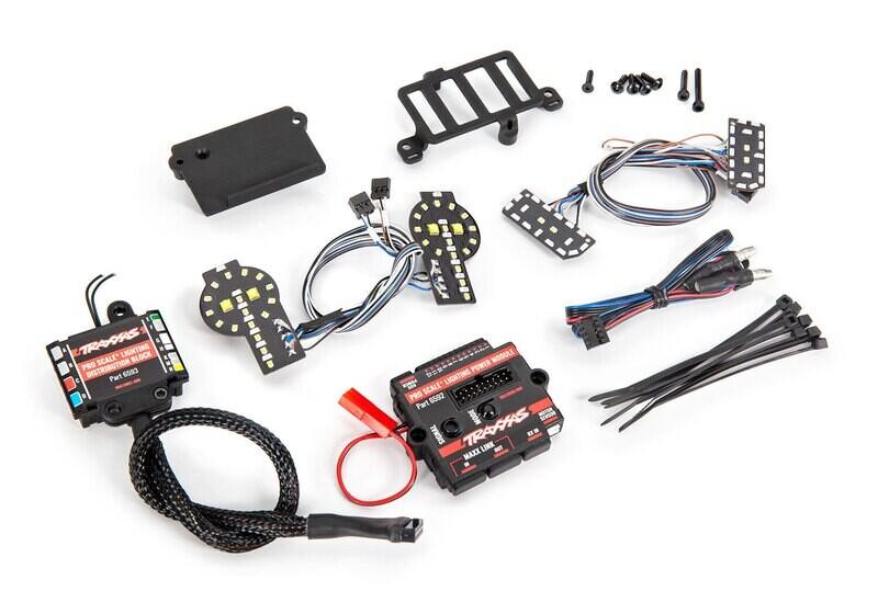 Traxxas Pro Scale® 2021 TRX-4 Bronco LED Light Set