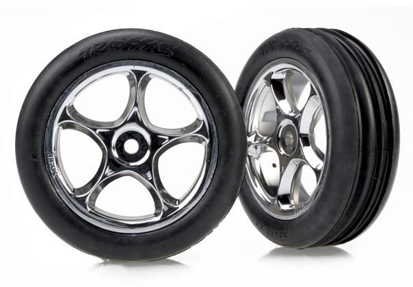 Tires & wheels, assembled (Tracer 2.2