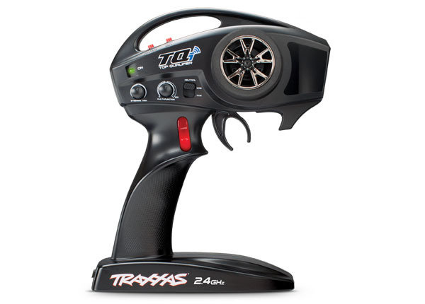 Transmitter, TQi Traxxas Link enabled, 2.4GHz high output, 3-channel (transmitter only)