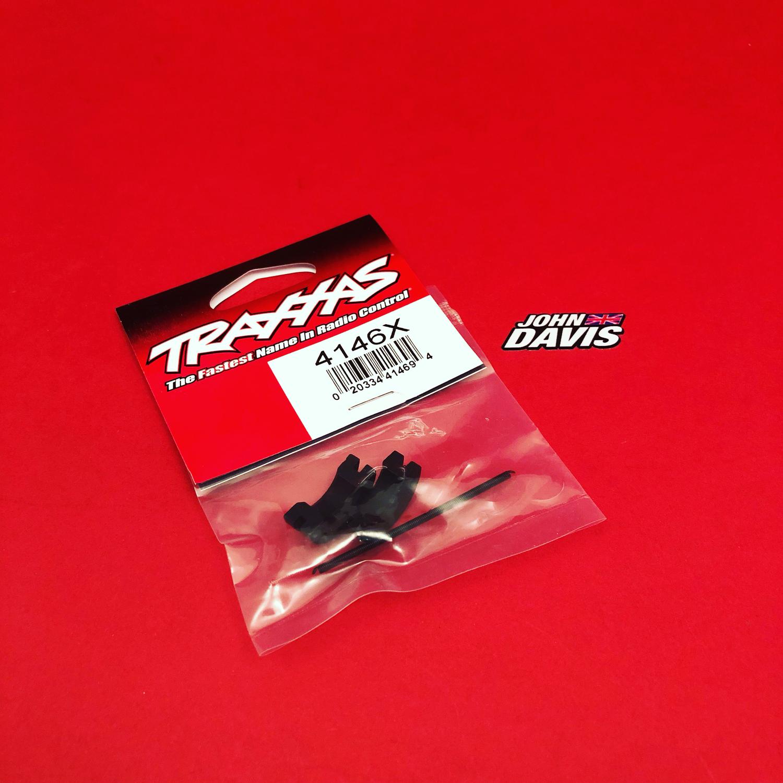 Traxxas Clutch shoes (2)/ spring (T-Maxx/Revo/Jato/Nitro 4-Tec)