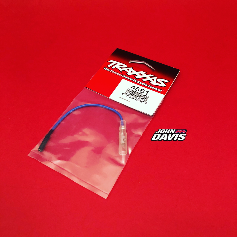 Traxxas Lead wire, glow plug (blue) (EZ-Start and EZ-Start 2)