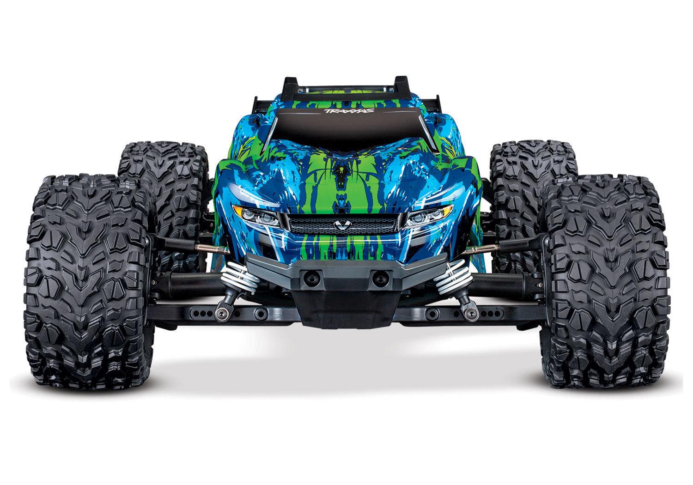 Traxxas Rustler® 4X4 VXL (TQi/No Batt or Charger)