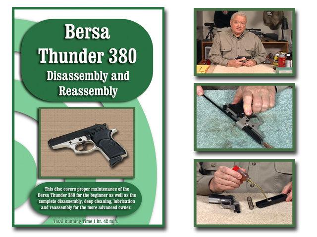 Bersa Thunder 380 Pistol