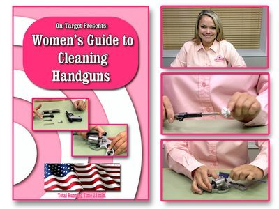 Women's Guide to Cleaning Handguns