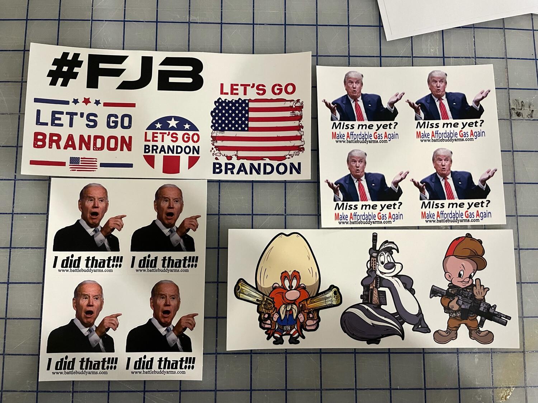 Sticker bundle!