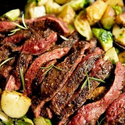 Мясная кухня: Steak Time с Александром Логуновым | 06.06.21 | ВС | 18:00 - 21:00