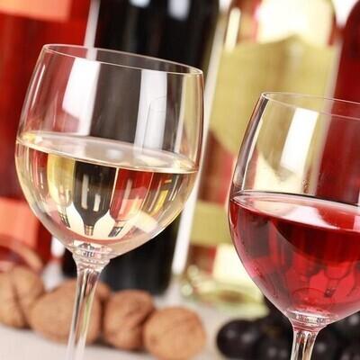 Мастер-класс «неВинные забавы» с винной дегустацией от Студии Clever и Винного дома Каудаль | 13.07.21