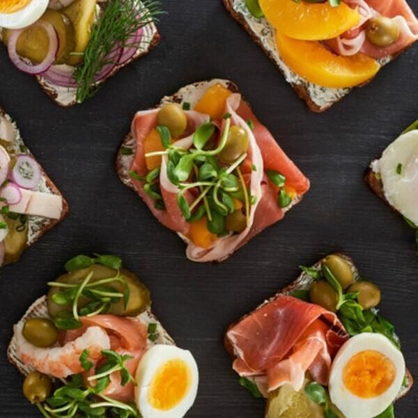 Скандинавская кухня: Шарм Скандинавии от Руслана Блынского