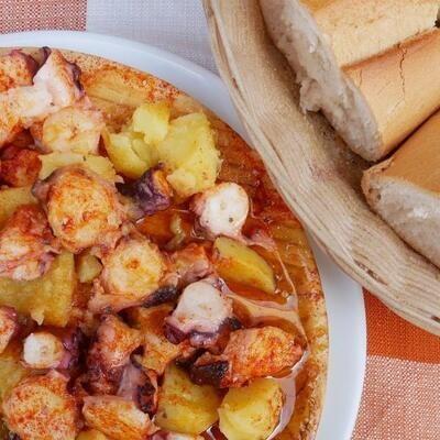 Испанская кухня: Душа Испании с Иваном Ефимовым   27.10.21