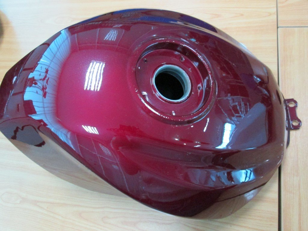 CFMOTO (TR) FUEL TANK A010-120100-OR30 BRIGHT RED