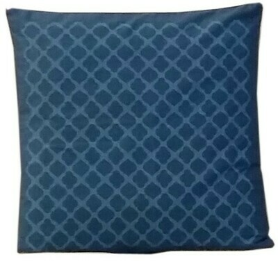Jalli Printed Cotton Cushion Cover