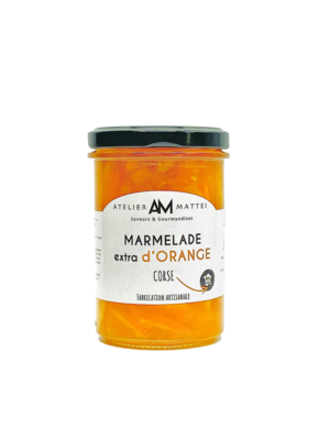 Marmelade d'Orange douce