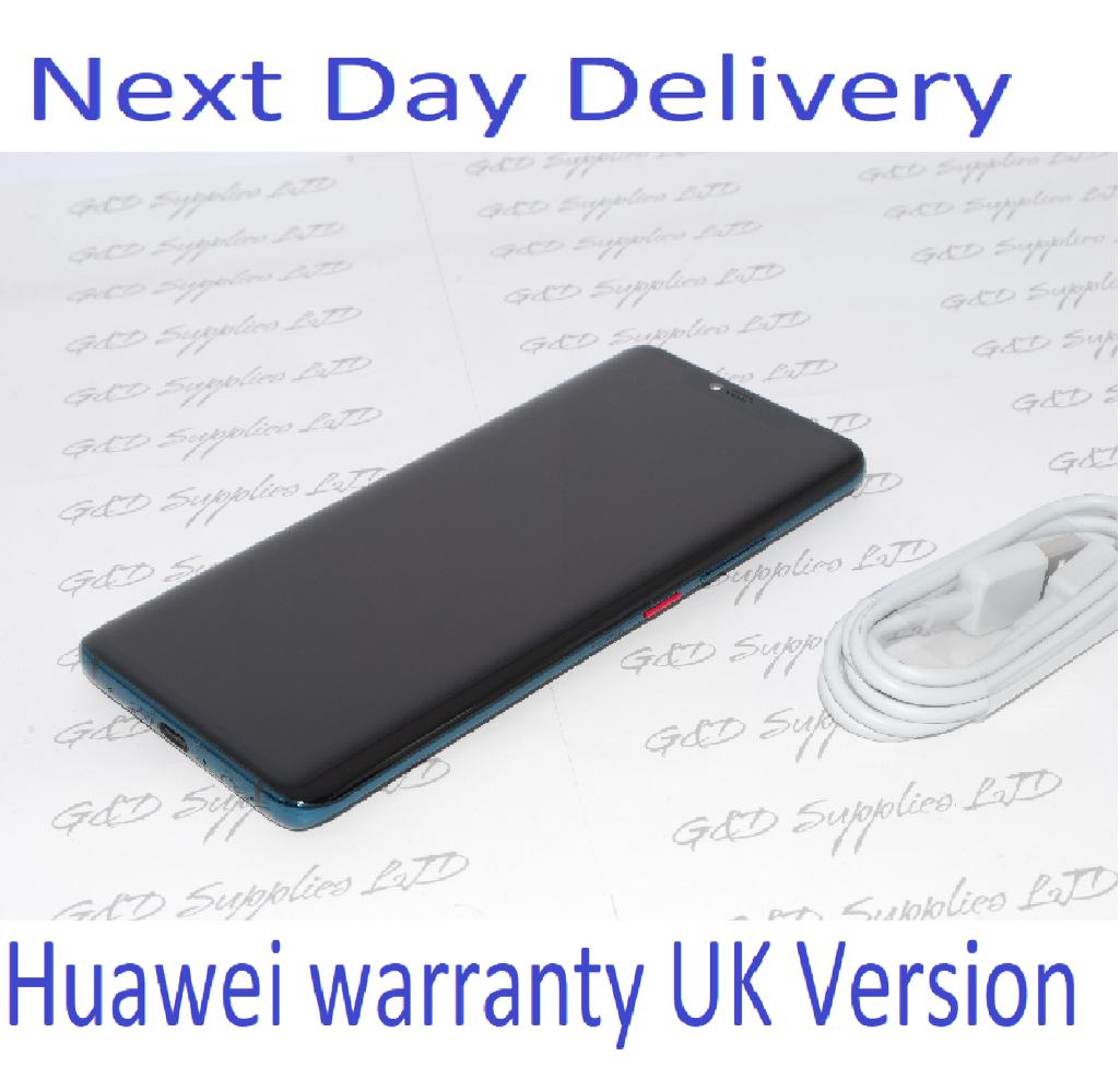 HUAWEI Mate 20 Pro 128GB Green Single Sim UNLOCKED UK Stock NO BOX
