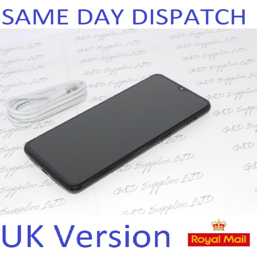 OnePlus 6T DualSIM A6013 128GB 6GB RAM Mirror Black UK STOCK NO BOX