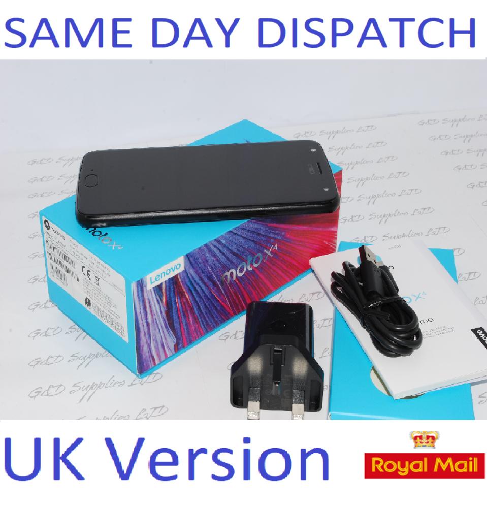 Motorola Moto X 4th Generation 32GB 4G Black (Unlocked) XT1900-5 UK STOCK #