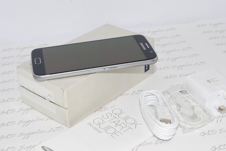 Samsung Galaxy S6 128GB SM-G920F UNLOCKED 4G- Black UK Version