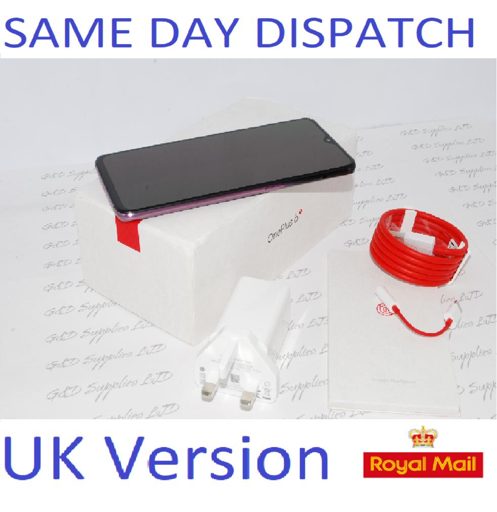 OnePlus 6T DualSIM A6013 128GB 8GB RAM Purple UK STOCK #