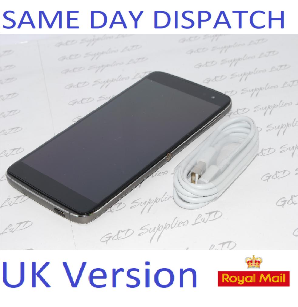 "Blackberry DTEK60 Black 32GB Unlocked Smartphones 5.5"" Touchscreen, 21MP Camera SIM-Free UK STOCK NO BOX #"
