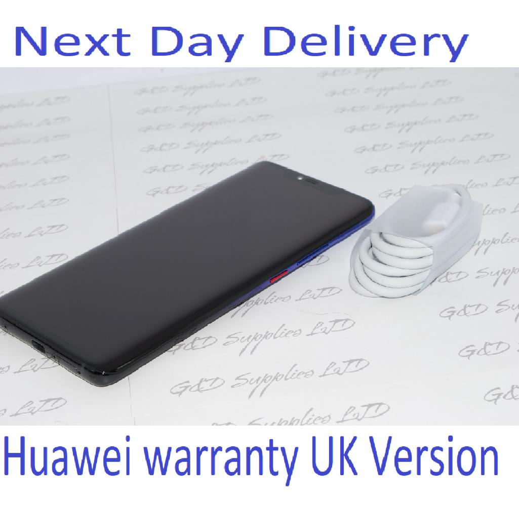 HUAWEI Mate 20 Pro 128GB Twilight Single Sim UNLOCKED SIM-FREE UK Stock NO BOX