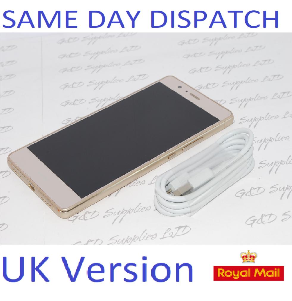 Huawei P9 lite 16GB Gold 4G LTE Wifi 3GB Ram Unlocked Sim-Free NO BOX