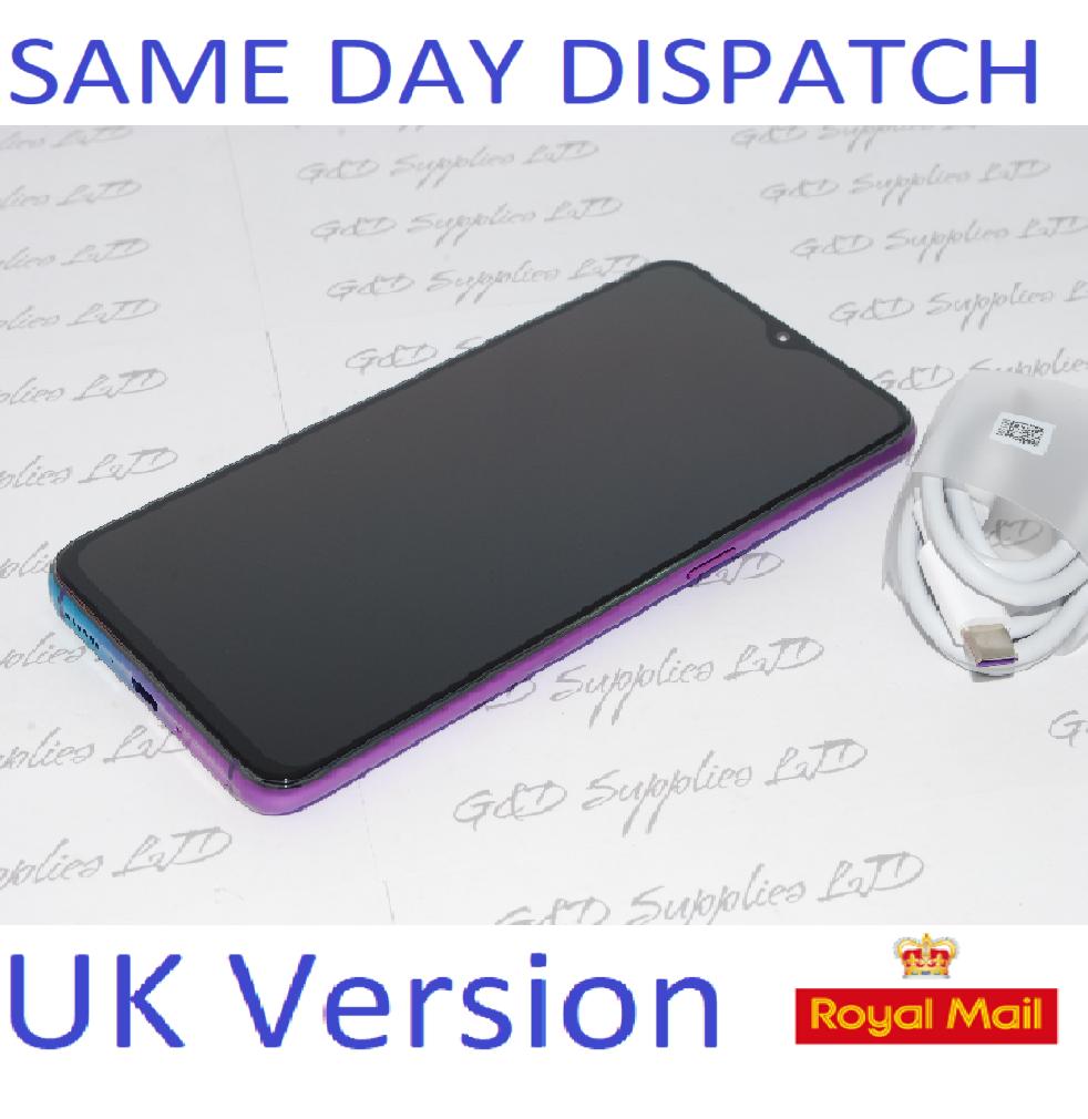 Oppo RX17 Pro Dual-SIM 128GB 6GB Ram Radiant Unlocked 4G SIMFree UK version NO BOX