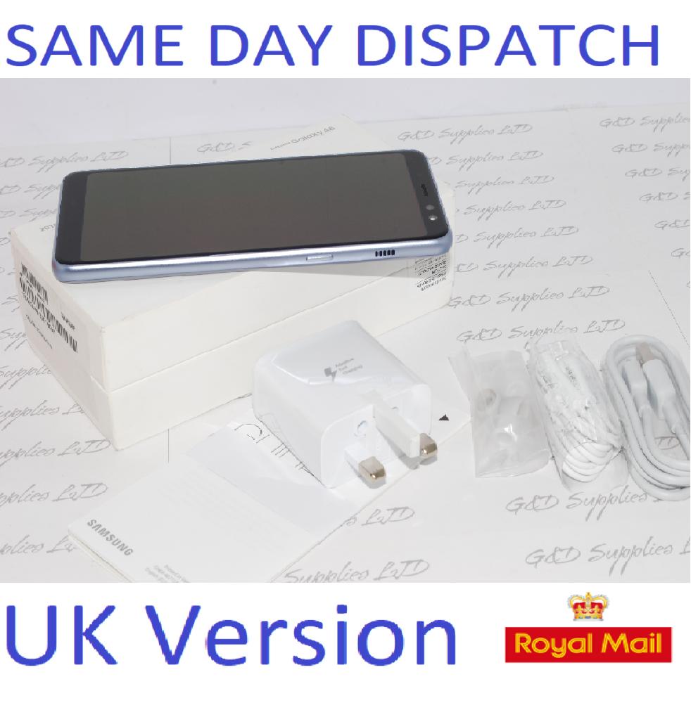 Samsung Galaxy A8 32GB - Gray Single Sim UNLOCKED UK Version single sim #
