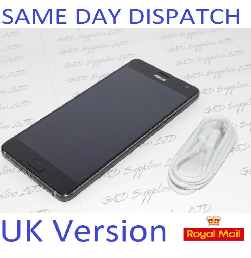 ASUS ZenFone AR ZS571KL Unlocked 5.7  Dual Sim Smartphone, 6GB RAM, 128GB UK Version NO BOX