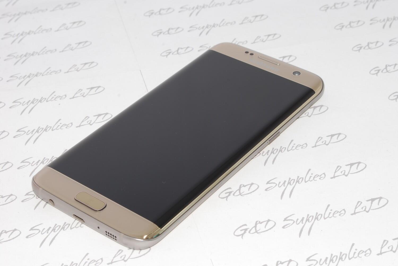 Samsung Galaxy S7 32GB  Edge G935F Unlocked SIM Free Smartphone Gold UK NO BOX #
