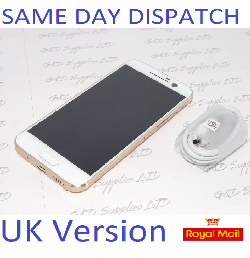 "HTC 10 Unlocked Smartphone Android Phone 5.2"" 32GB Smartphone  UK STOCK  NO BOX"