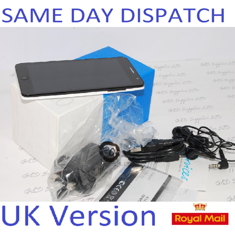 Alcatel One Touch Pop Star Classic 5022X White unlocked sim-free #