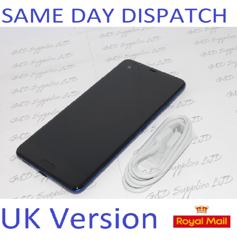 "HTC U Ultra 64GB 4GB RAM 5.7"" 12MP Camera Unlocked Smartphone UK Stock   NO BOX"