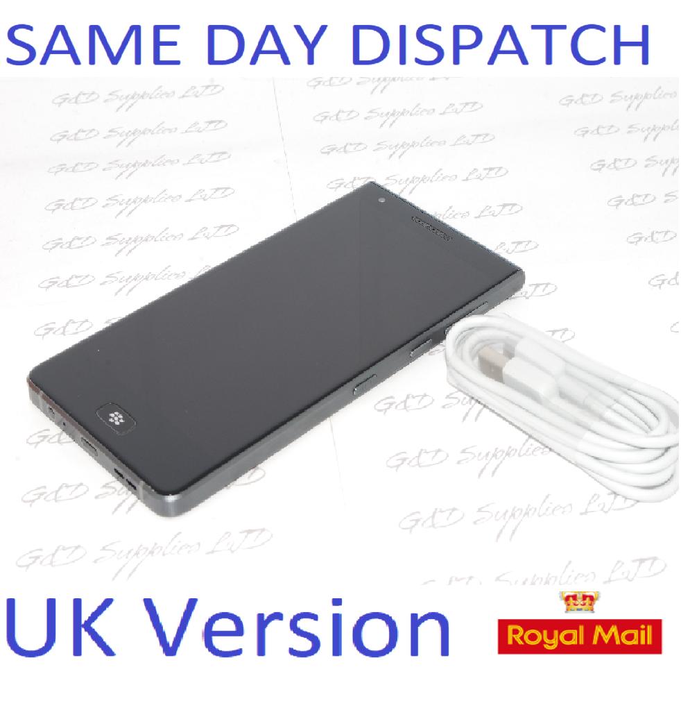 BlackBerry Motion 32GB 4GB RAM - 4G  Unlocked Smartphone  UK STOCK  NO BOX #