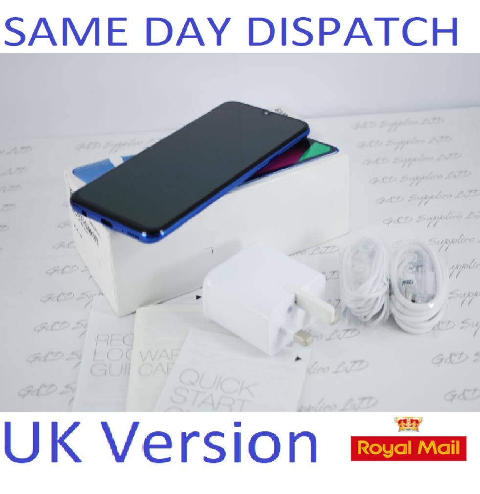 SAMSUNG A40 SM-A405F 64GB 2019 4G LTE DUAL SIM BLUE NFC Unlocked  UK Version #